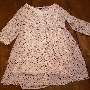 Torrid Heart Dress Size 2